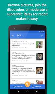 Relay for reddit Pro v9.0.14 APK 2