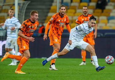 Ligue des champions : La Juventus ne se fait pas piéger en Ukraine