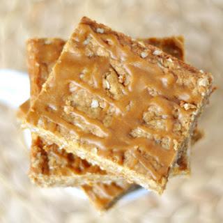 Oatmeal Butterscotch Bars