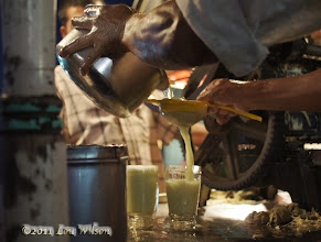 Photo: Sugar Cane Juice