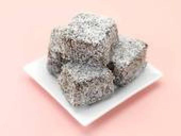 Double Chocolate Lamingtons Recipe