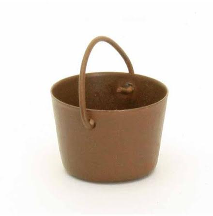 Minihink brun, 2 cm