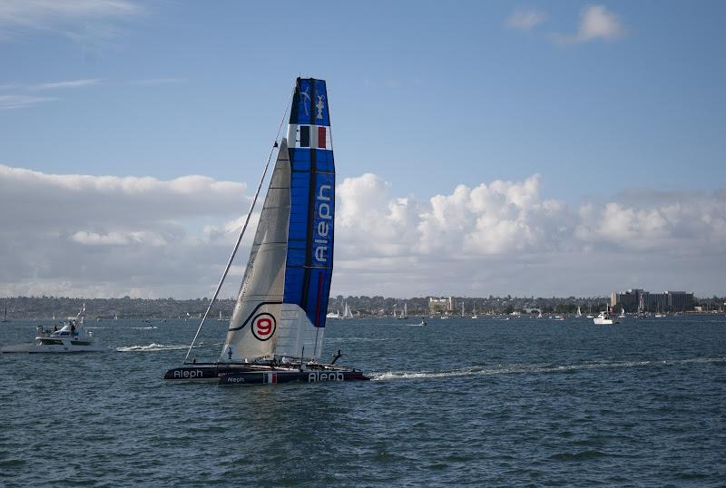 Photo: Aleph, Team France