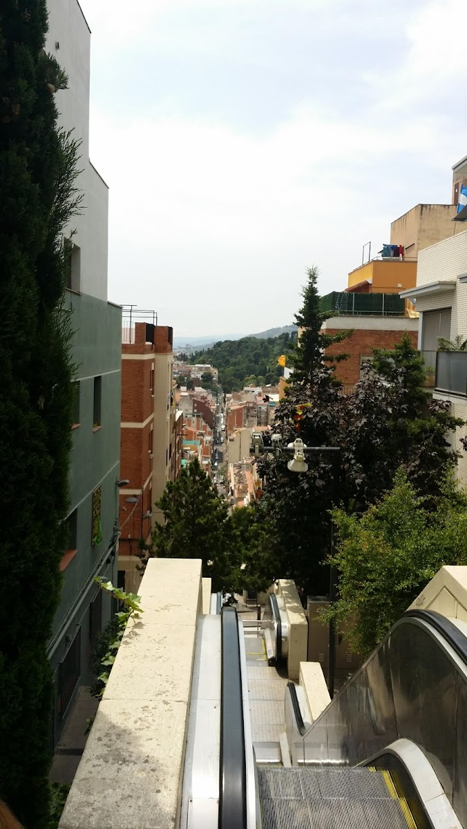 Барселона, окрестности + дети, море, Порт Авентура.