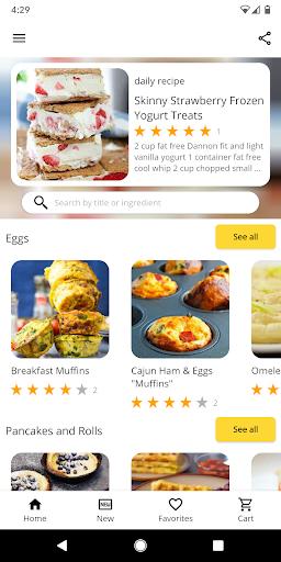 Breakfast Recipes 5.19 screenshots 1