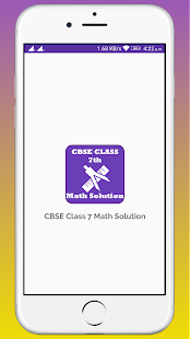 CBSE Class 7 Math Solution - náhled