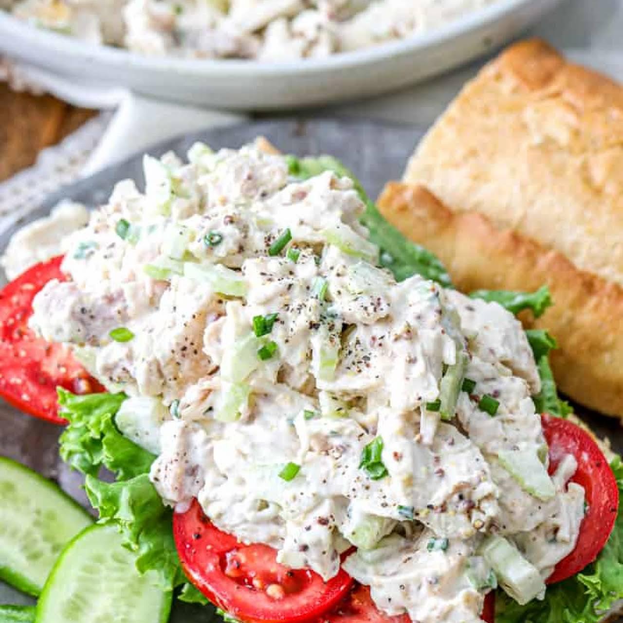 eternal Chicken Salad