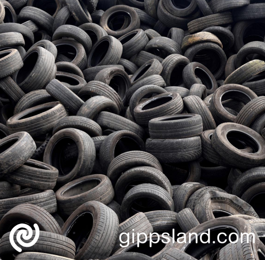 Used tyres to be recycled as part of asphalt mixture for road repairs