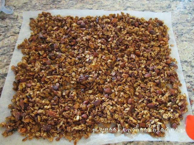 Домашно приготвена Гранола (Granola) - основна рецепта