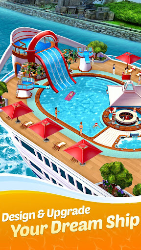 The Love Boat: Puzzle Cruise – Your Match 3 Crush!  screenshots 1