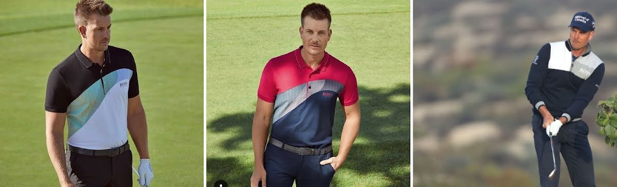 Hugo Boss golfkläder
