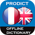 French - English dictionary icon