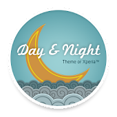 Day and Night Theme for Xperia™