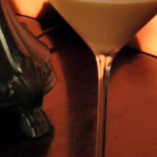 French Vanilla Iced Latte Martini.