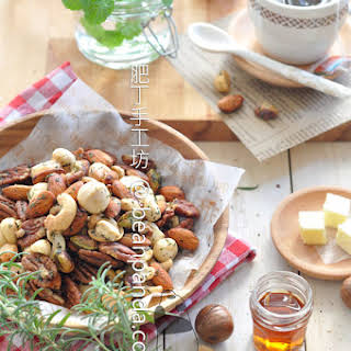 Herb Roasted Nuts.
