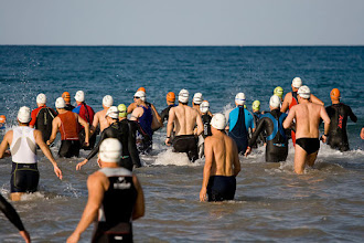 Photo: Triatló de Salou, juny 2008
