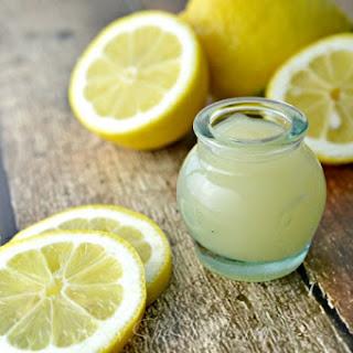 Sweet Lemon Butter.