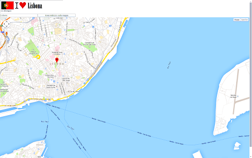 Lisbon Map Android Apps On Google Play - lisbon map