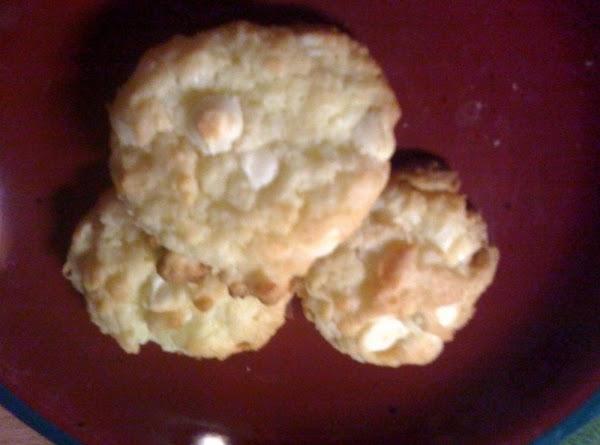 Vanilla Coconut Nibbles Recipe