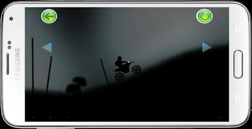 バイクレース:ナイト