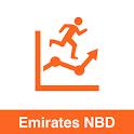 Emirates NBD Fitness App icon