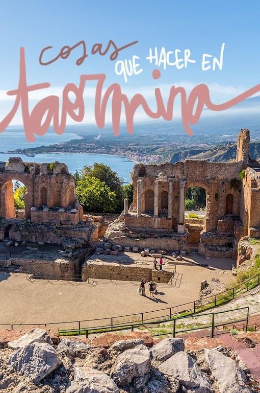 que ver y hacer en Taormina