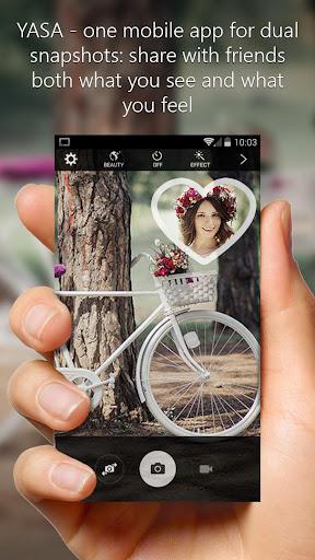YASA - Smart Dual Camera Pro