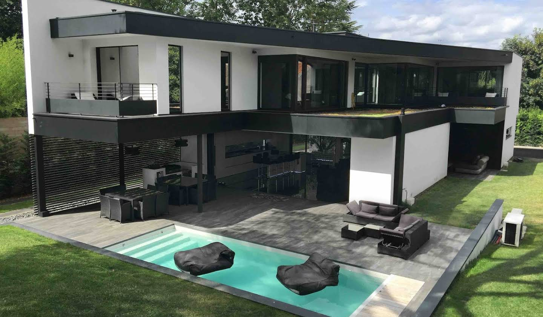 Maison avec piscine et terrasse Garches