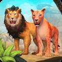 Lion Family Sim Online - Animal Simulator icon