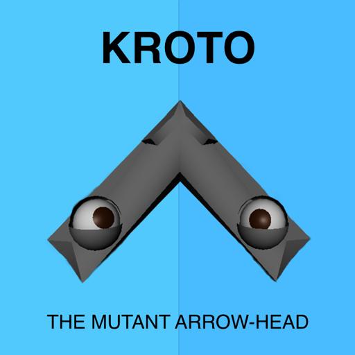 Kroto+ - The Mutant Arrow-Head