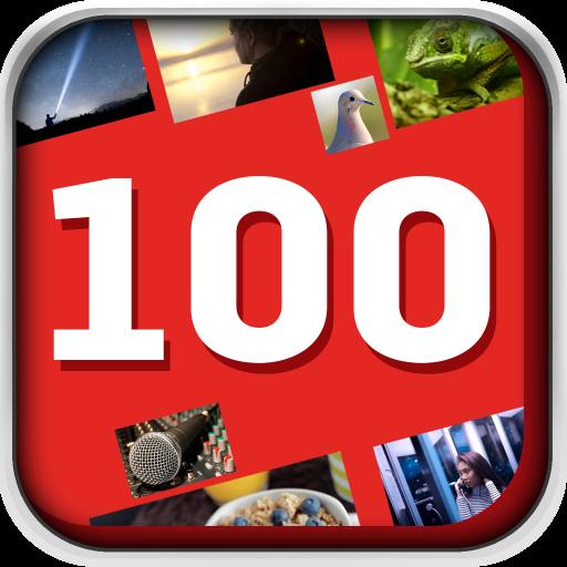 100 pics Word Puzzle
