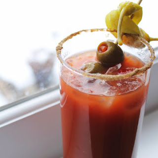 Spicy Bloody Mary Recipes