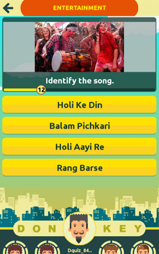Donkey Quiz: India's Quiz Game screenshot 13