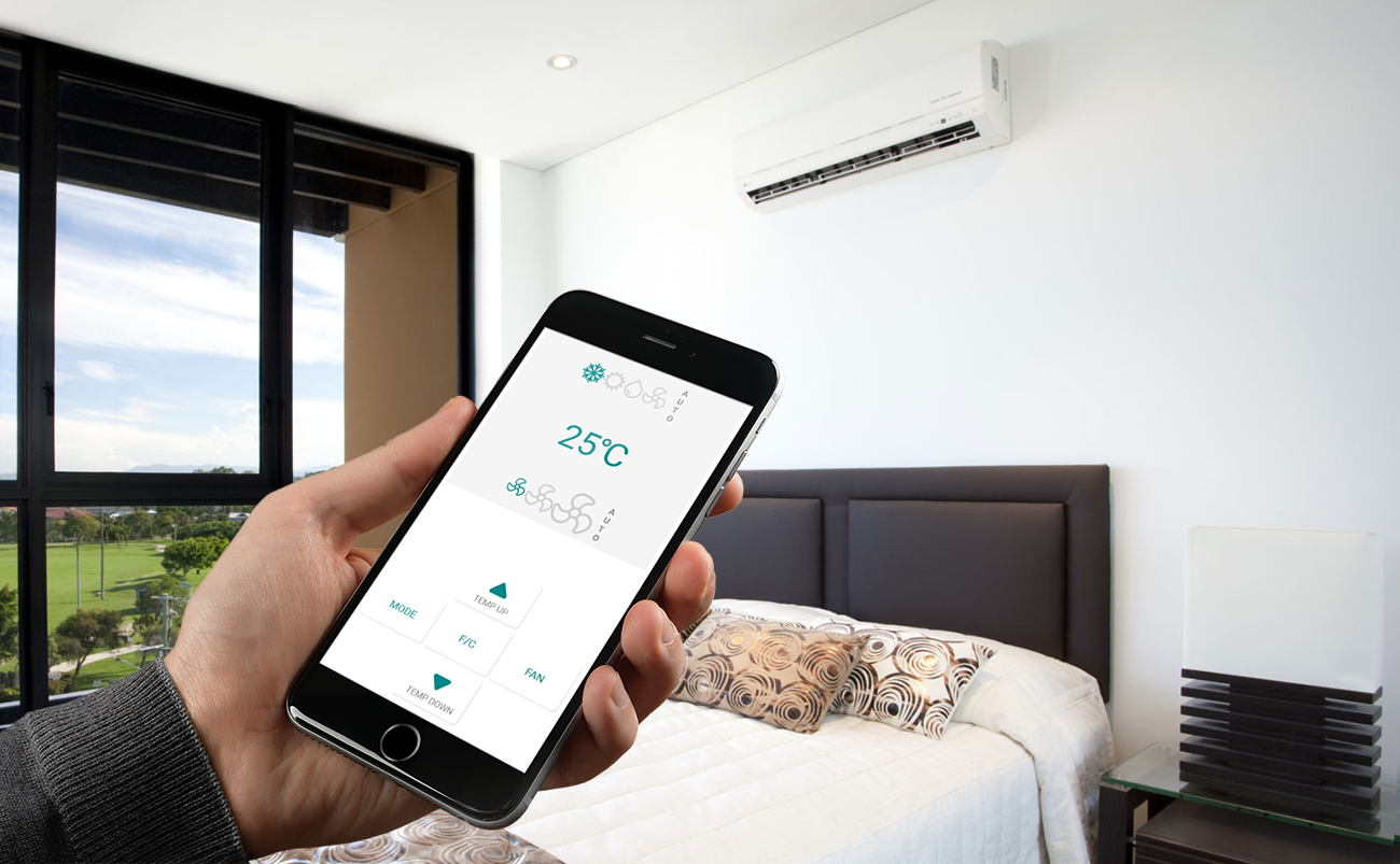 Bedroom Air Conditioner Temperature