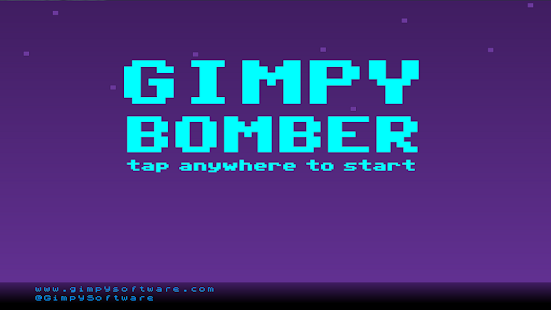 Gimpy Bomber- screenshot thumbnail