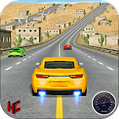 Traffic Car Racer Simulator 3d