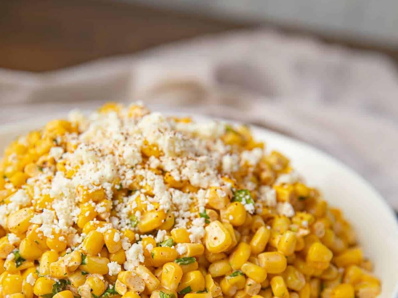 Corn Salad Recipe With Mayo