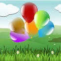 Kids Math Game Balloon Pop icon