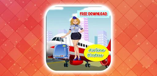 Air Hostess Fashion Salon for PC