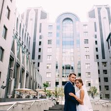 Wedding photographer Dasha Artemenko (Dashkin). Photo of 08.09.2017