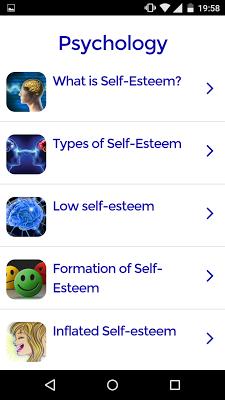Psychology Course - screenshot