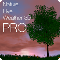 Nature Live Weather 3D PRO icon