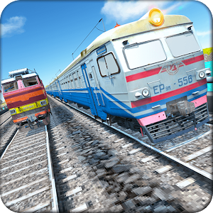 Train Driving Racing In Train for PC and MAC