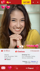 Asian Dating - Singles Mingle screenshot 7