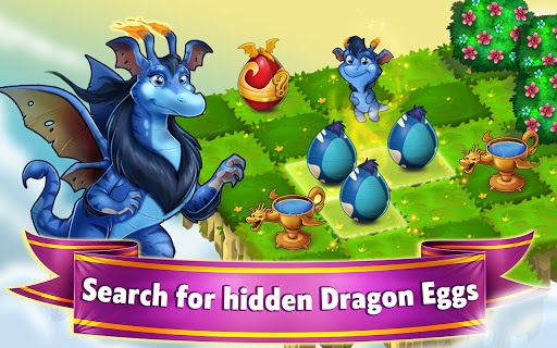 Dragon Land - Free Merge and Match Puzzle Game 0.36 screenshots 16