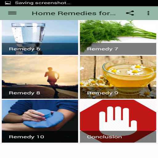 Home Remedies for Menstrual Cramps screenshots 3