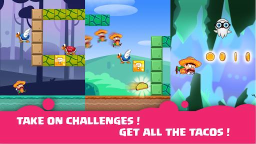 Code Triche Super Tacorio Adventure APK MOD screenshots 2