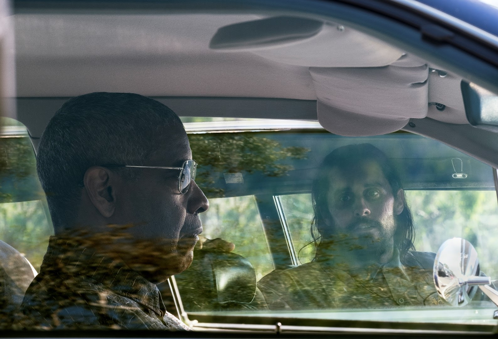 Pequeños secretos con Denzel Washington, Jared Leto y Rami Malek - TVCinews