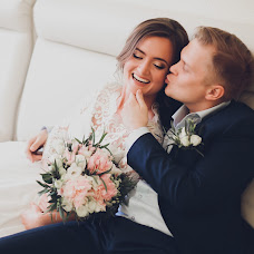 Wedding photographer Ekaterina Morozova (morozovasun). Photo of 08.11.2017