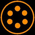 Stamped Orange SL Theme icon